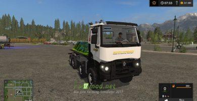 Renault K-Range Truck Trial