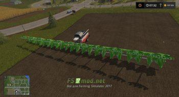 Мод на Cutter 50 Meters Crazy для игры Симулятор Фермера 2017