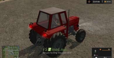 IMT 577 Deluxe Staratipa