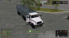 Мод на грузовики ГАЗ-3307/3309 для игры Farming Simulator 2017