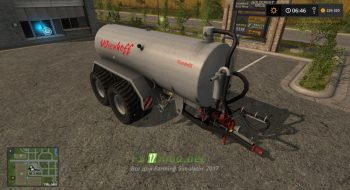 Wienhoff VTW20200 цистерна