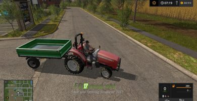 Мод на Pack Small Farmer для Farming Simulator 2017
