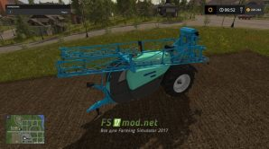 Sprayer Berthoud
