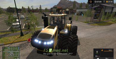 Agco Challenger MT900E