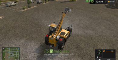JCB 53670 Agri