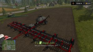 Caseih Cart Air Seeder 32M