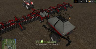Caseih Cart Air Seeder