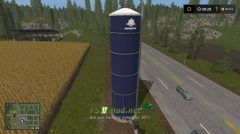 Мод на Harvestore Silo Placeable