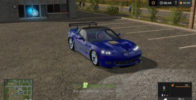 Автомобиль Corvette  Z06
