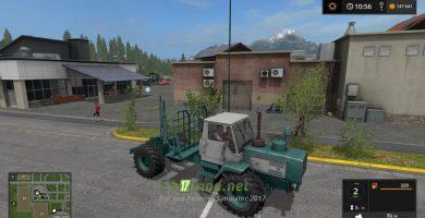 Т-150К Лесовоз