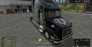 Мод на Volvo 780 VE Truck
