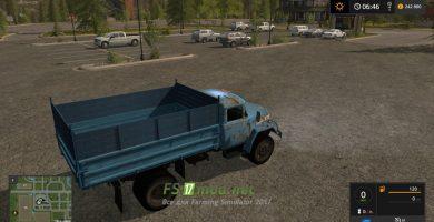 грузовик ЗИЛ 131