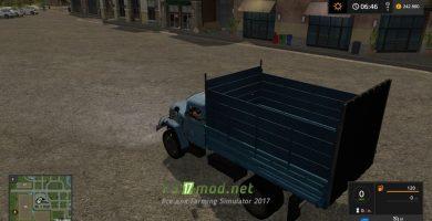 Мод на грузовик ЗИЛ 131