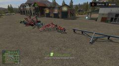 Мод на пак Полевого оборудования для Farming Simulator 2017
