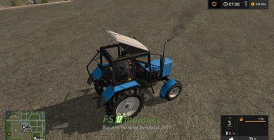 Мод на трактор МТЗ 82.1 Белорус