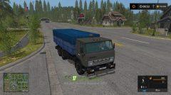 Мод на КАМАЗ 53212 и СЗАП 8357