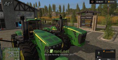 John Deere 9030 Series