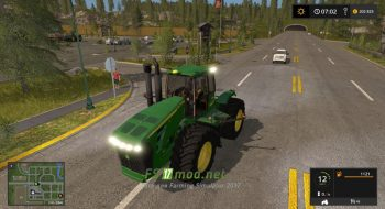 Мод на трактор John Deere 9030 Series