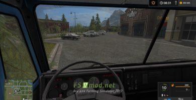 КАМАЗ 52212