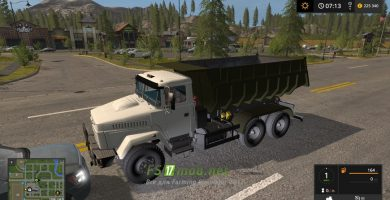 KРАЗ 65055