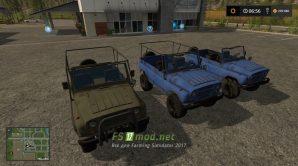 Мод на УАЗ-31519