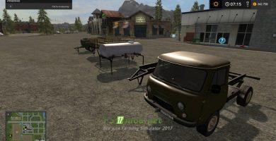 УАЗ-3303 Pack