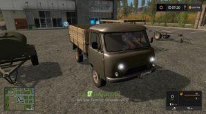 Мод на УАЗ-3303 Pack