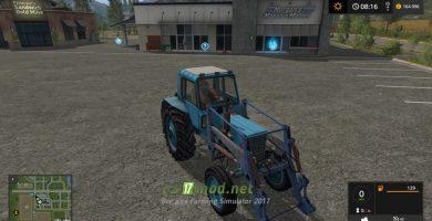 Мод на Трактор МТЗ — 80