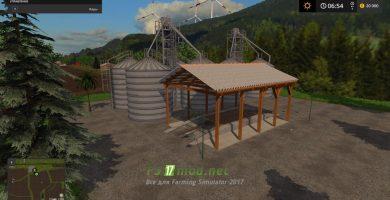 Мод на карту Pacheski Farms для игры Симулятор Фермеров 2017