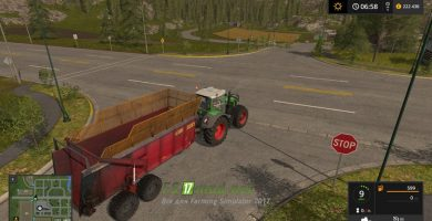 Мод на Ферабокс ПМФ 20 для Farming Simulator 2017