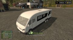Мод на Motorhome With Interior