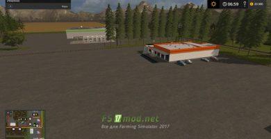 Мод на карту Canadian Production для игры Farming Simulator 2017