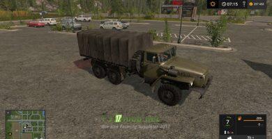 Урал 4320 Борт