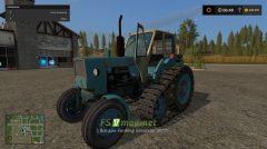 Mод на трактор ЮМЗ-6Г для игры Фермер Симулятор 2017