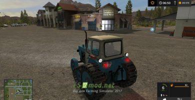 трактор ЮМЗ-6Г