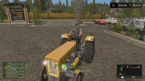 Mод на Ursus C360 для Farming Simulator 2017