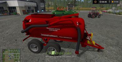 Мод на Бочку РЖТ-6 (Красная/Зеленая)