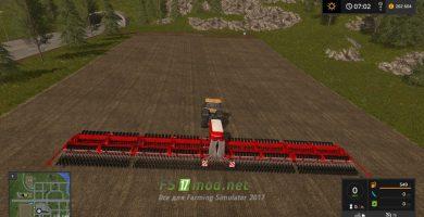 Мод на Horsch Pronto 26DC для игры Фермер Симулятор 2017