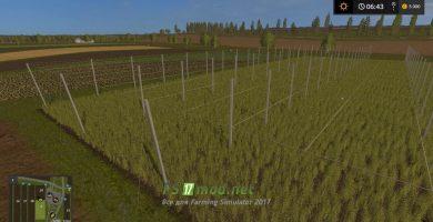Мод на карту Пригород для игры Farming Simulator 2017