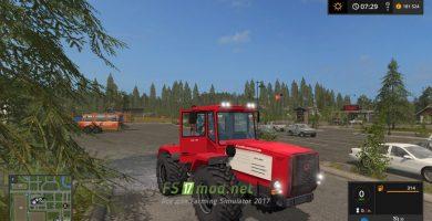 Мод на трактор ХТА-220 Слобожанец