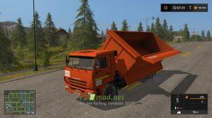 Мод на КАМАЗ-552900