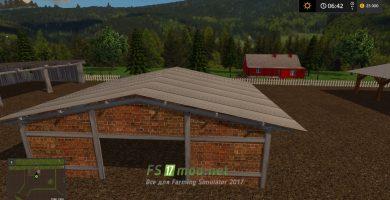Mод на Pacheski Farms для игры Симулятор Фермера 2017
