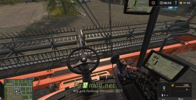 Mод на John Deere Orange Pack для игры Farming Simulator 2017