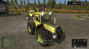 MB Trac 1300/1500 Full Pack