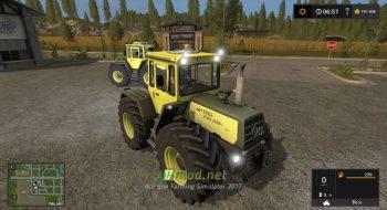 MB Trac 1300/1500 Full Pack