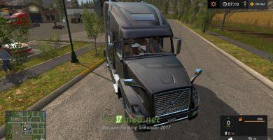 Мод на Volvo VNL780