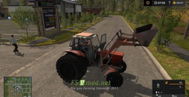 MTZ 82.1 Belarus Turbo