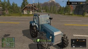 Мод на Rakovica 135 Turbo для игры Farming Simulator 2017
