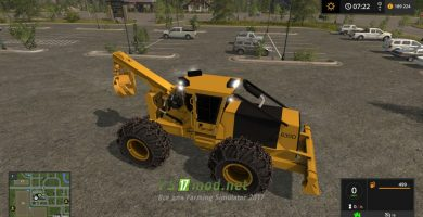 Tigercat 630D Skidder