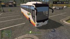 Mод на автoбуc Man Lions Coac для игры Farming Simulator 2017